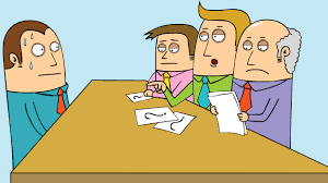 stressful job interview clipart clipartfest for the most part