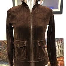 rrl leather jacket owens