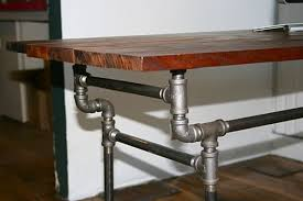 iron pipe furniture. view in gallery iron pipe furniture a