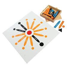 Montessori Chart Box Amazon Com Montessori Reading Analysis 2nd Chart Box