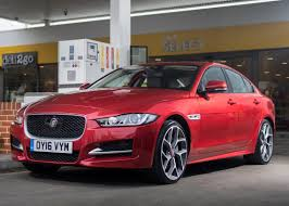 JAGUAR F-PACE, XF AND XE DELIVER MORE EFFICIENCY, MORE PERFORMANCE ...
