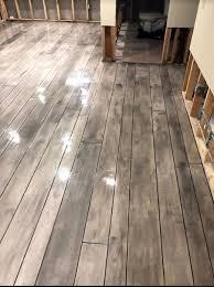 wood grain concrete kenosha wi