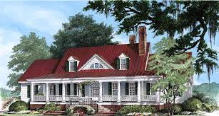 here to see an even larger picture colonial country farmhouse plantation southern house plan