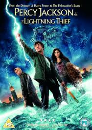 percy jackson and the lightning thief dvd co uk