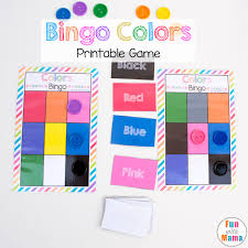 Colors and Shapes Activities For Preschoolers - Fun with Mama