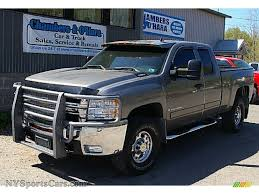 2007 Chevrolet Silverado 2500HD LT Extended Cab 4x4 in Graystone ...