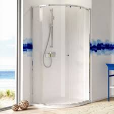 Interesting Curved Shower Enclosures Uk Matkione Corner Enclosure And Design Inspiration