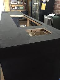 diy black concrete black concrete countertops cute laminate countertop