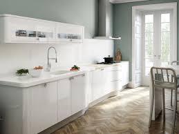 Kitchen Modern White Studio Kitchenette Sets Furniture Modern
