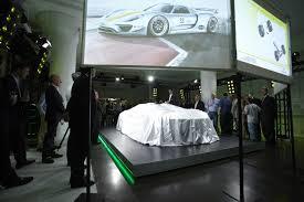 porsche new car releaseVIDEO PORSCHE 918 SPYDER EXCLUSIVE PARTY RELEASE EVENT  Porsche