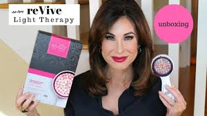 Anti Aging Light Therapy At Home Revive Anti Aging Led Light Therapy Unboxing