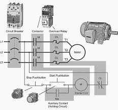 basic plc program for control of a three phase ac motor siemens 3 phase motor wiring
