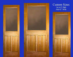 architecture custom size screen doors stylish services mobile repair intended for 11 from custom size