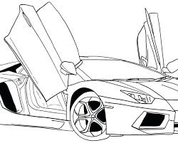 things to colour in. Unique Colour Coloring Pages Of Cool Things Cars To Colour In Page  To Things Colour In S