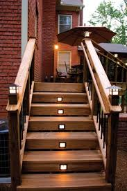 diy deck lighting. Unique Lighting Highpoint Deck Lighting Now Offered At DIY Home Center With Diy