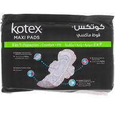 Kotex Designer Pads Buy Kotex Designer Maxi Pads Super Wings 50pcs Online