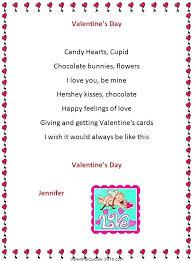 Valentine Poems For Children Funny Valentine Quotes Valentine Poems