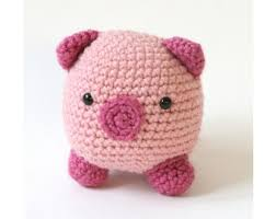 Lion Brand Free Crochet Patterns Classy Amigurumi Pig Pattern Crochet Lion Brand Yarn