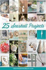 Free Diy Projects 350 Best Shell Crafts Images On Pinterest Beach Crafts Seashell