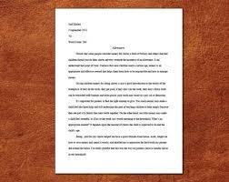 proper essay format example of a com proper essay format 6 example of a