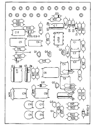 boss sd 1 super overdrive guitar pedal schematic diagram boss sd 1 circuit board component placement