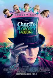 Charlie and the Chocolate Factory | Chocolate factory, Johnny depp movies,  Good movies