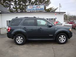 2008 ford escape tire size 2008 ford escape awd limited 4dr suv in merrill wi g and g auto sales