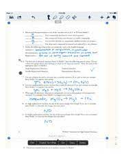 Similarly, chemists classify chemical equations according to their. Worksheet Six Types Chemical Reaction Answers Summit Chemistry Rox Img Reactions Pogil Answer Key La Ipad 4 16 Pm 74 O Too E 4 Match Each Course Hero