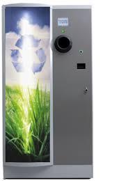 Reverse Vending Machine For Sale Custom Reverse Vending Machine For SALE By Solarity BG Bulgaria