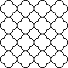Fancy Patterns Mesmerizing The Fancy Shape 48% Invisible