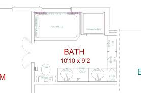 master bathroom floor plans corner tub. Master Bathroom Floor Plans Designs Best Small . Corner Tub A