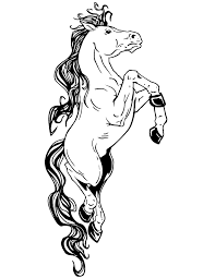 Fantasy Horse Coloring Page Get Coloring Pages
