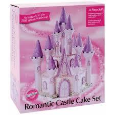 Cake Decoration Kit For Wilton Romantic Castle Cake Cake Design
