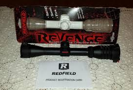 Redfield Revenge Crossbow Scope Review Features Prices