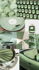 Pastel Green Aesthetic Wallpaper ...