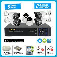 Özalper içinde, ikinci el satılık 6 Kameralı Güvenlik Sistem