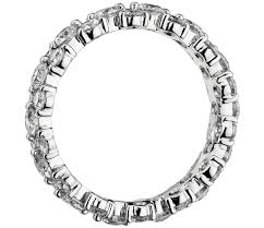 vintage mirror drawing. 1100x950 2.5 Ct. Tw. Garland Diamond Eternity Ring In Platinum Vintage Mirror Drawing