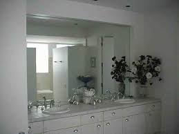 frameless mirrors for bathrooms. Large Frameless Mirror Inside Mirrors For Bathrooms Home Design Ideas Uk Walls Panels Ikea Ebay S N