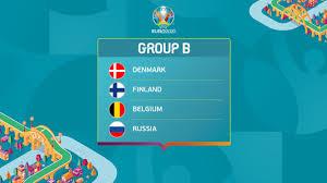 Verso EURO2020: alla scoperta del girone B, Belgio super, Finlandia  debuttante - GORIZIA.news