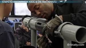 Be A Tool And Die Machinist Step By Step Career Guide