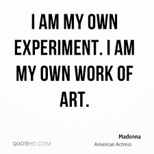 Who Am I Quotes Enchanting Madonna Quotes QuoteHD