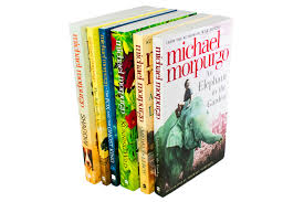 details about michael morpurgo 6 book collection shadow a medal for leroy an elephant in the