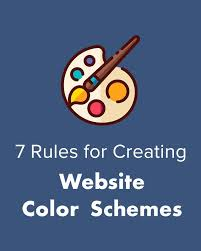 Our interactive activities are interesting and help children. Coloring Number Definition Awesome 7 Rules For Website Color Schemes Examples Meriwer Coloring