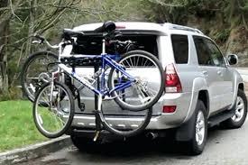 4 bike rack car deluxe hitch mount fits 1 and . Bike Rack Car Tray Style Hitch Mount Fits 2