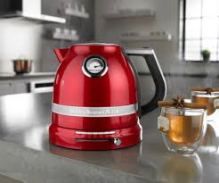 kitchenaid pro line series 1 5l electric kettle candy apple red at pacific s