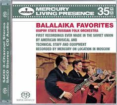 Balalaika Favourites di <b>Osipov State Russian Folk</b> Orchestra, Vitaly ...