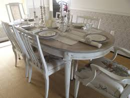 Country Kitchen Dining Table Reserved For Meera Vintage French Country Dining Table And Chairs