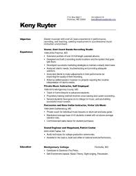 Sample Resume For Zonal Sales Manager Your Prospex