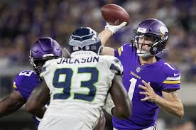 Vikings Qb Kyle Sloter Is A Playmaker Says Mike Zimmer