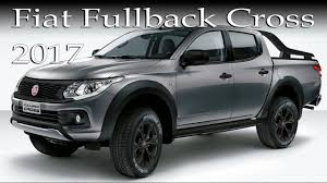 New 2017 Fiat Fullback Cross Pickup Truck UK Specs And Prices - YouTube